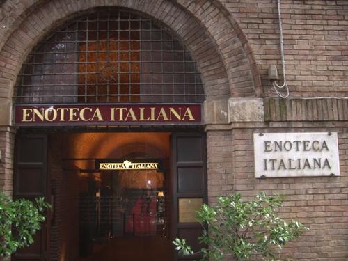 Enoteca Siena Italiana