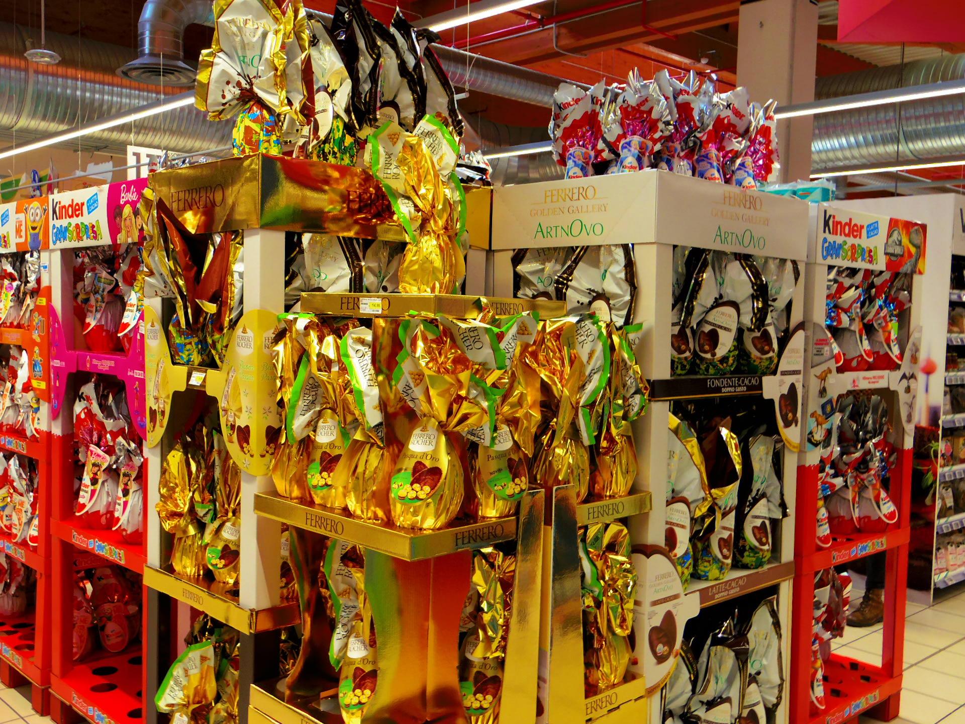 PasquaとPasquetta(復活祭)