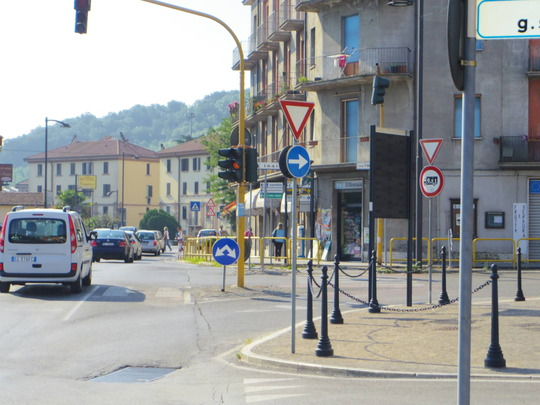 Semaforo(信号) Orvieto