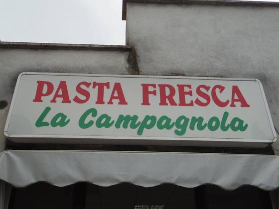 Pastaの国。それはイタリア!   Orvietoから
